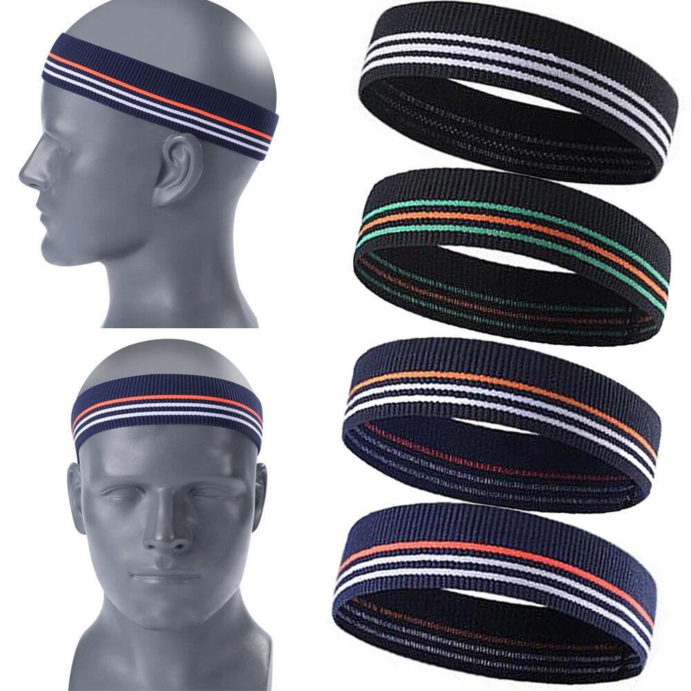 Fashion Sweatband Headband Yoga Exercise Sport Gym Stretch H