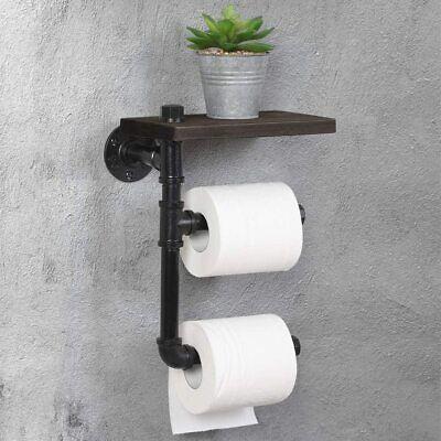 Vintage Weave Towel Hanging Rope Toilet Paper Holder Bathroom Home Supplies USA
