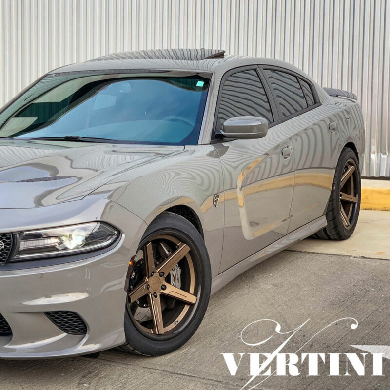 """20"""" Vertini Rfs1.7 20x9 20x10.5 Concave Forged Wheels Rims Fits Dodge Charger"""