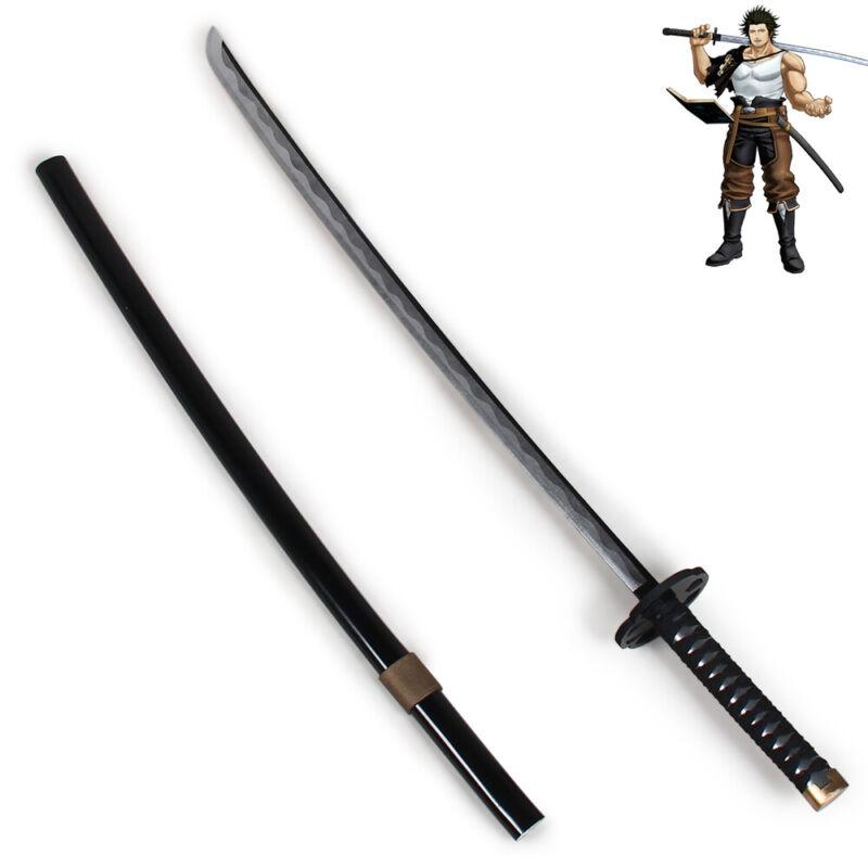 Black Clover Yami Sukehiro Sword Replica Cosplay Prop