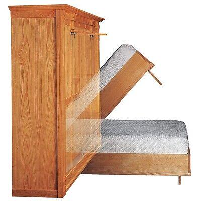 Rockler's Murphy Bed Plan - Media   Woodworking Plans   Indoor Project Plans