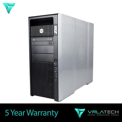 HP Z820 Workstation 64GB RAM E5-2650 1x 1TB M2000