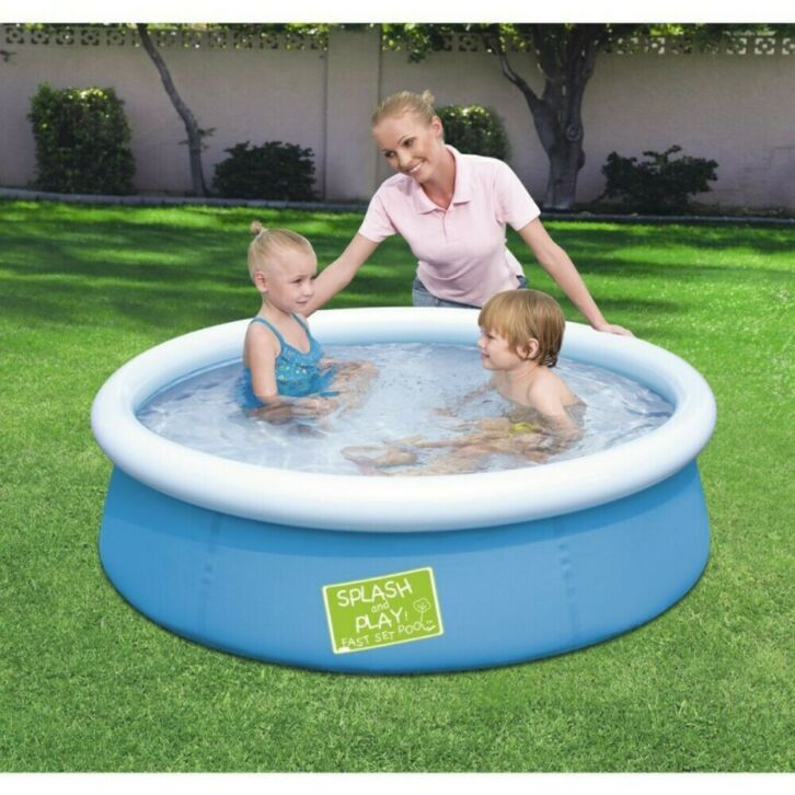 $ 10 Piscina Desmontable Autoportante Infantil 152 X 38CM Bestway Medidas: 152 x 38 cms .Capacidad para 477 litros. Paredes de 3 líneas separadas de poliéster y PVC para mayor resistencia. Cómoda instalación (sobre un suelo llano se hincha el borde, y la piscina se va elevando al llenarse) Piscina Desmontable Autoportante Infantil 152 X 38CM Bestway Medidas: 152 x 38 cms .Capacidad para 477 litros. Paredes de 3 líneas separadas de poliéster y PVC para mayor resistencia. Cómoda instalación (sobre un suelo llano se hincha el borde, y la piscina se va elevando al llenarse) &times &times &times Buy now and save! Tell a friend Visit store Watch now Postage info Click the Postage tab above the listing description for more info Price: €6.00 (local shipping) Click the Postage tab above the listing description for more info! Additional delivery notes PICK UP OPTION Sorry, our items are NOT available for pick-up. PAYING VIA PAYPAL We accept PayPal on our all our items so you can shop with confidence. Simple choose the PayPal option when proceeding through the checkout. Additional Information No additional information at this time Ask seller a question Contact To contact our Customer Service Team, simply click the button here and our Customer Service team will be happy to assist. Ask seller a question © Ferretería Online Postage Shipping is a flat rate across ES at a rate of €6.00 Payment Accepted Payment Methods PayPal Returns Returns are accepted Items must be returned within 30 days of the auction ending Buyer will pay for return shipping. eBay integration by
