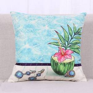 2 NEW Quality tropical cushion covers coastal beach style Lutwyche Brisbane North East Preview