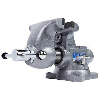 Wilton 28807 6.5-inch Heavy Duty Jaw Round Tradesman Vise