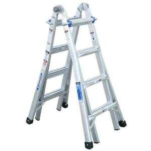 Multi-Position Ladders - 14 & 18 Feet Models - Starting At $249!