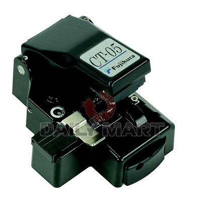 Fujikura Ct-05 High Precision Optical Fiber Cleaver Cut Cutting Tools New