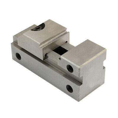 1 Inch Precision Vise Grinding Screwless Mini Insert Toolmaker Vise .0002 Inch
