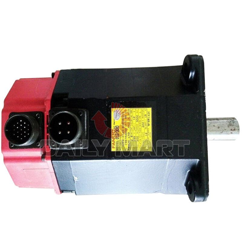 Used Fanuc Servo Motor A06B-0143-B085