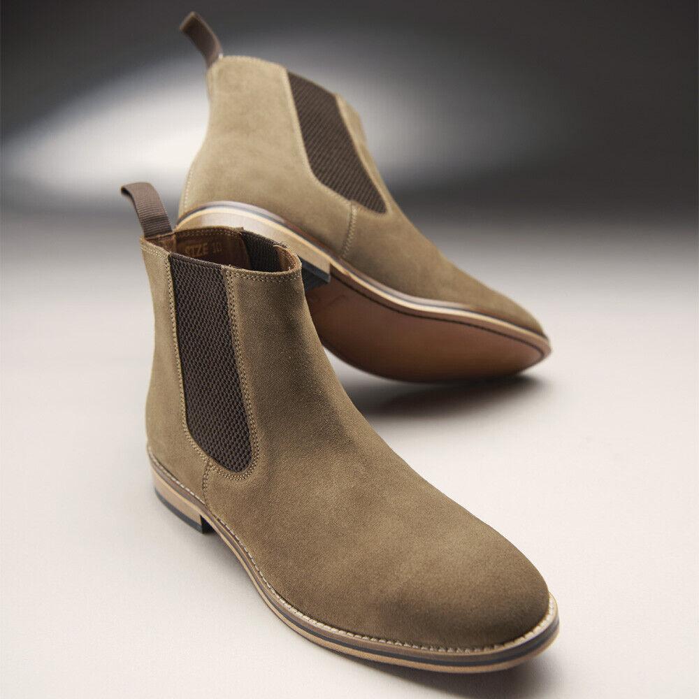 Samuel Windsor Mens Chelsea Boots