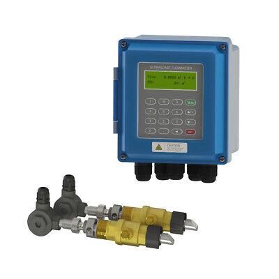 Tuf-2000b Insertion Ultrasonic Flowmeter High Temperature Sensor Dn50-6000mm