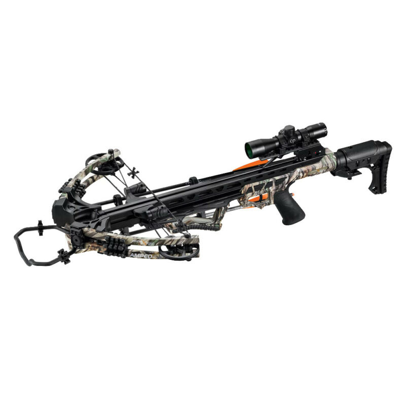 CenterPoint Amped 415 Crossbow Package | AXCA200FCK