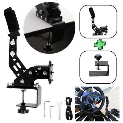 Handbrake USB for Racing Games Steering Wheel Stand Logitech G29 G920 PC WINDOWS