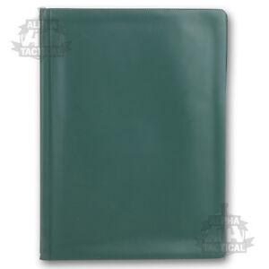 A4-Nirex-Nyrex-30-Page-Orders-Note-Folder-Wallet-NEW-OG