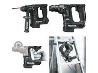 "Makita XRH06ZB 18-Volt 11/16"" SDS-Plus Sub-Compact Rotary Hammer Bare Tool 2019"