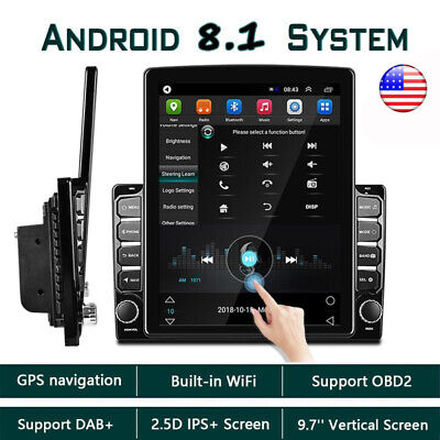 2 Din Android 8.1 9.7