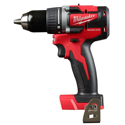 Best MANUFACTURER REFURBISHED MILWAUKEE 2801-80 18V 1/2 IN. DRILL (TOOL ONLY) RECON