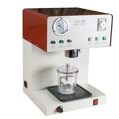 High Quality Dental Lab Vacuum Mixer Mixing Machine Dentist Equipment Tool A