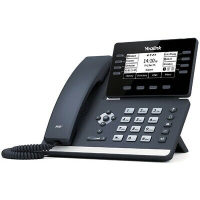 Yealink Sip-t53w - Prime Business Phone With 3.7 Graphical Lcd Screen