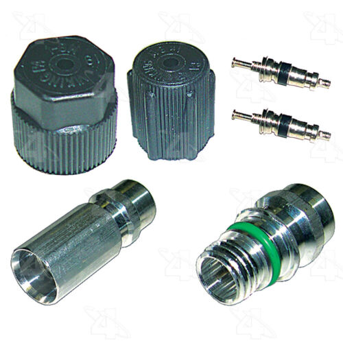 A//C System Valve Core and Cap Kit-AC System Seal Kit 4 Seasons 26782