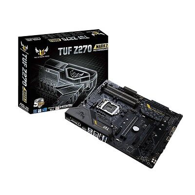ASUS TUF Z270 MARK 2 LGA 1151 ATX Intel Motherboard FREE SHIPPING USA ADDRESSES