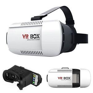 VR BOX 3D VIDEO REALTA' VIRTUALE VISORE OCCHIALI SMARTPHONE ANDROID APPLE - Italia - VR BOX 3D VIDEO REALTA' VIRTUALE VISORE OCCHIALI SMARTPHONE ANDROID APPLE - Italia