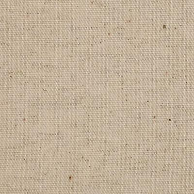 Raw Natural Cotton Canvas 58