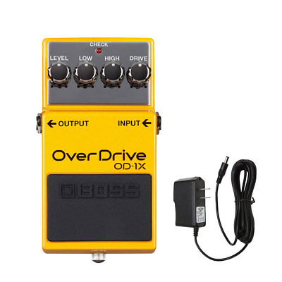 Distortion & Overdrive - Cable 0 Us Shipping