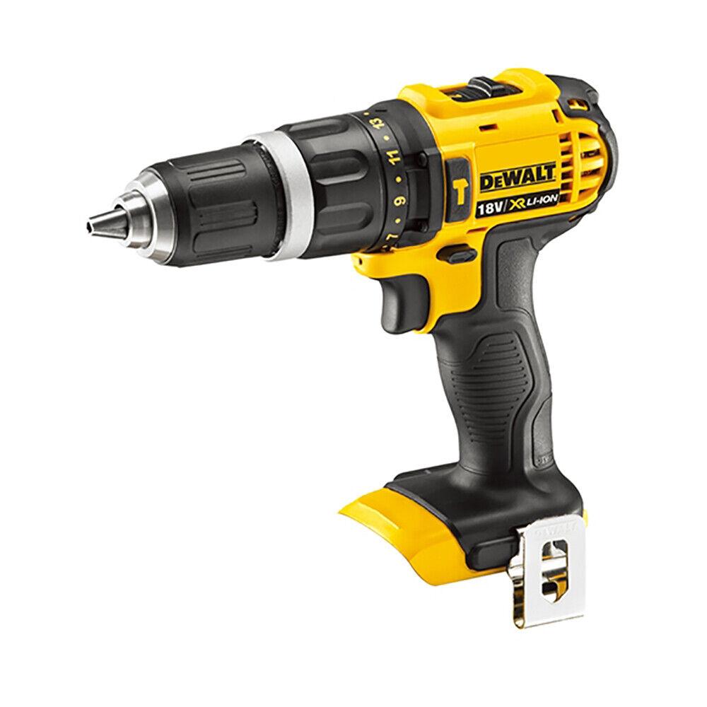 Dewalt DCD785N 18V Hammer Drill Driver - Body Only