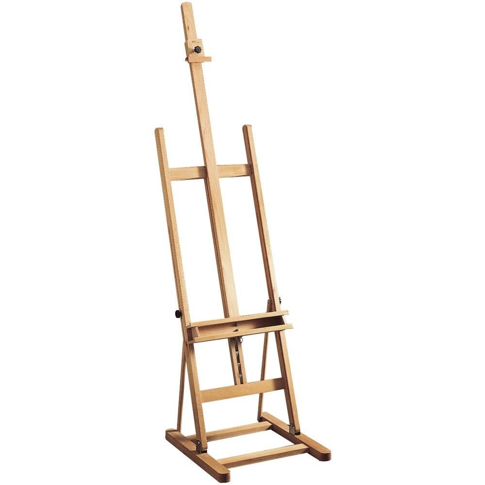 Windsor and Newton Shannon H-frame wooden easel - COLLECTION ONLY