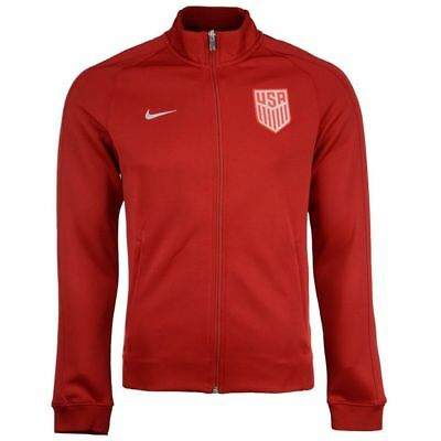 b8e7b196c3b Nike USA Track Jacket Mens XL Extra Large Red  100 A388