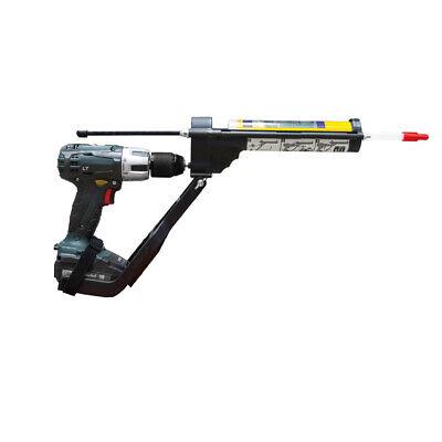 Akkuschrauber Adapter für Silikon Acryl Kartuschen Silikonpistole Presse