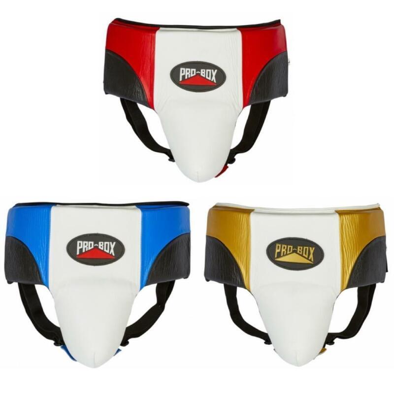 Pro Box Pro Spar Abdominal Guard Boxing Groin guard MMA Abdo Sparring Protector