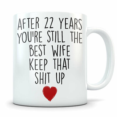 22nd Anniversary Gifts For Women 22nd Anniversary Gift For Her 22 Anniversary  ()