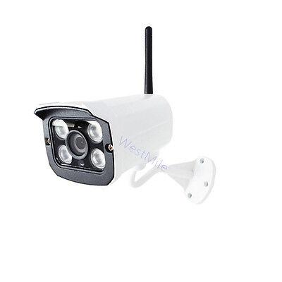WM 1.3MP 3.6MM 960P WIFI IP Camera Outdoor P2P ONVIF Micro SD Card Slot (1.3 Mp Camera Microsd)