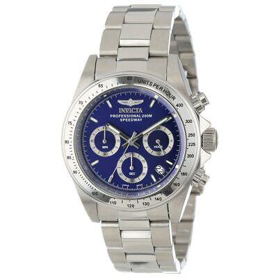 Invicta Men's Speedway Quartz 200m Chronograph Stainless Steel Watch 14382