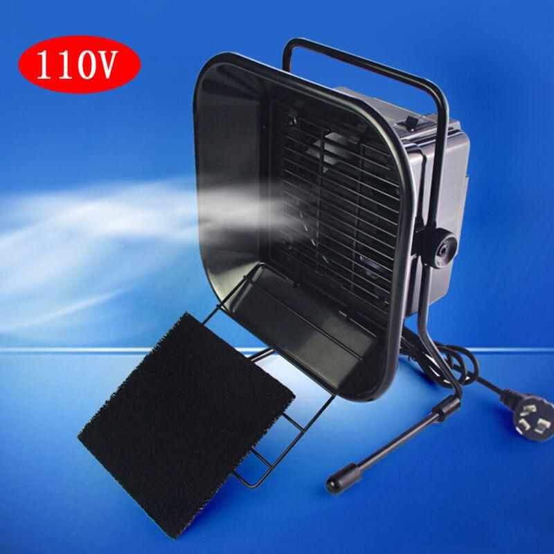 1000L/min Benchtop Solder Smoke Absorber,ESD Safe Air Filter Fume Fan FAST SHIP