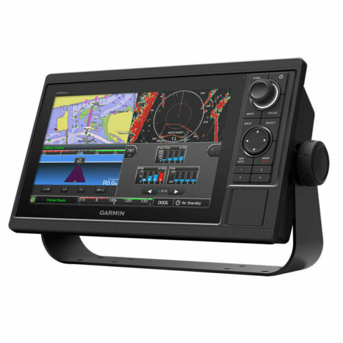 GARMIN GPSMAP 1022 KEYED NETWORKING CHARTPLOTTER  NO SONAR  010-01740-00