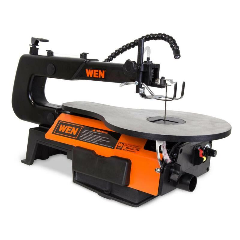 1.2 Amp 16 in. 2-Direction Variable Speed Scroll Saw