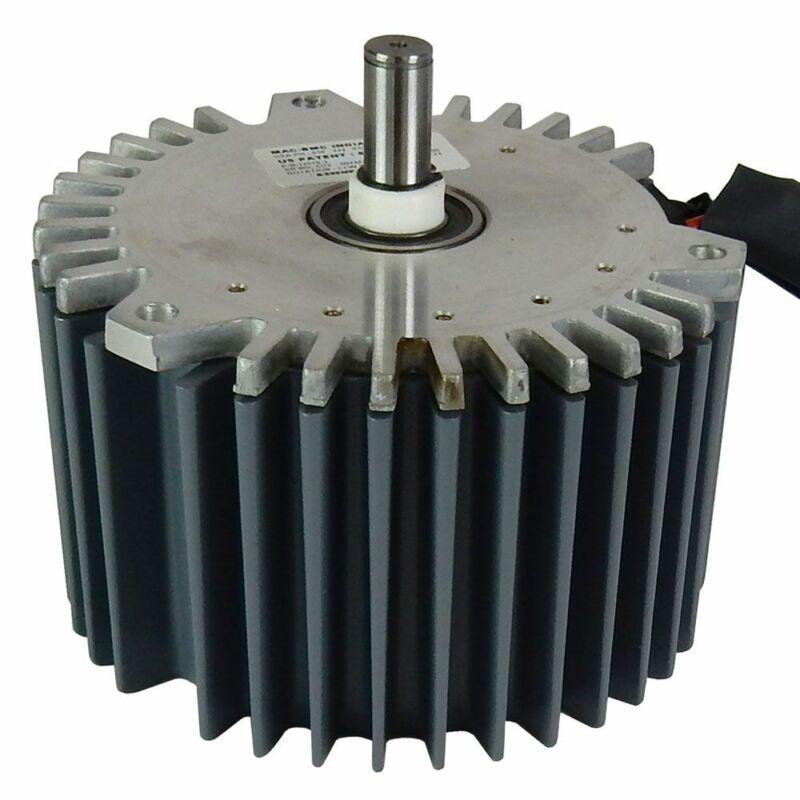 High Torque 24VDC, 600W Brushless Motor,