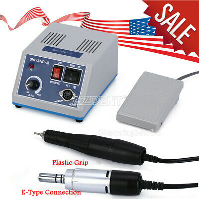 Dental Lab Marathon Micromotor Polisher Motor Electric N3 35k Rpm Handpiece