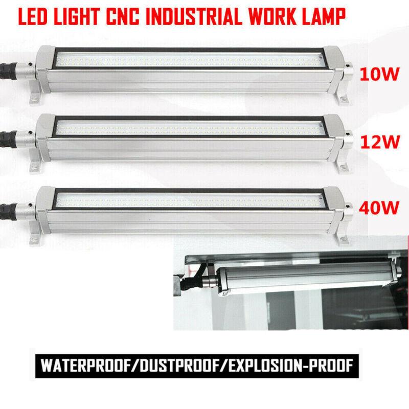 LED Milling CNC Machine Tool Light Explosion-proof Waterproof Oil-proof Workshop