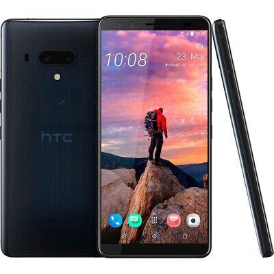 HTC U12 Plus Translucent Blue 64GB 6GB RAM Smartphone LTE Handy ohne Vertrag
