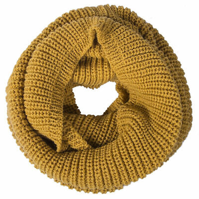 Wrapables Thick Knitted Winter Warm Infinity Scarf - Soft