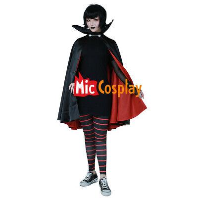 Dracula Costume Women (Hotel Transylvania Dracula Cosplay Costume with)