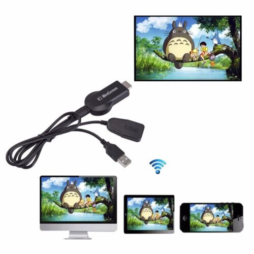1080P HDMI AV Adapter Cable for connect Samsung Galaxy S6 S7 / S7 Edge to HD TV Cables & Adapters