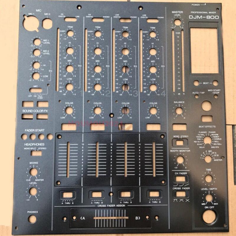 OEM Main Faceplate Parts for Pioneer DJM800 DNB1144 Fader Panel DAH2427, DAH2426