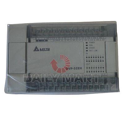 Delta Dvp32eh00r3 Ac Motor Drive Inverter Plc Programmable Controller New