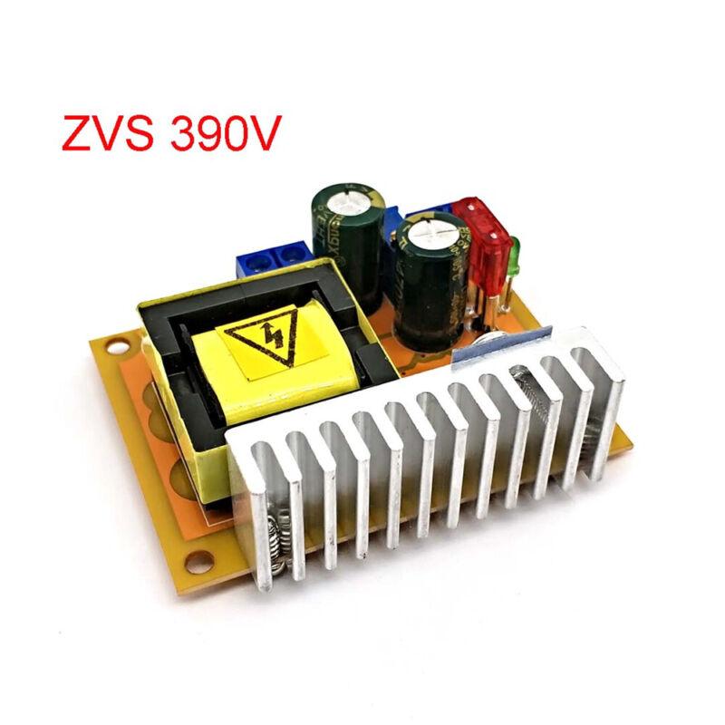 DC-DC 8~32V to 45~390V High Voltage Converter ZVS Step up Booster Module