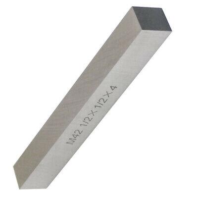 1 Pc Lathe Tool Bit Steel Fly Cutter Milling Hss 12 X 12 X 4 M42 Square